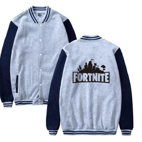 Fortnite フォートナイト ベースボール ジャケット トップス  メンズ  2