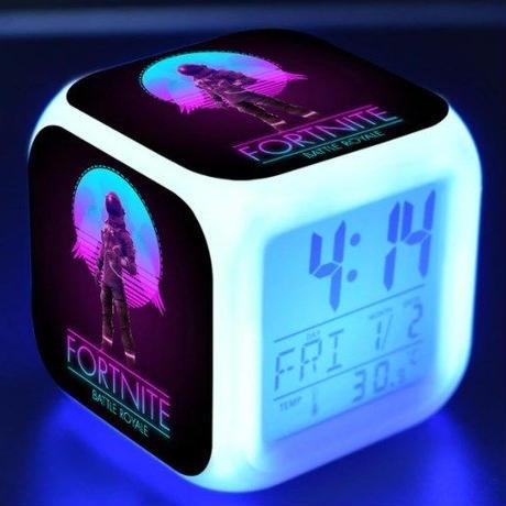 フォートナイト LEDデジタル目覚まし時計 ゲーム Fortnite    プレゼント クリスマス ギフトにも 2