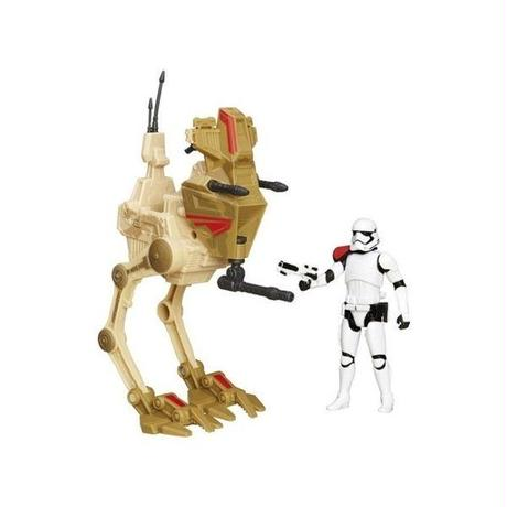 スターウォーズ ハズブロ HASBRO Star Wars Episode VII Desert Assault Walker with First Order Stormtrooper