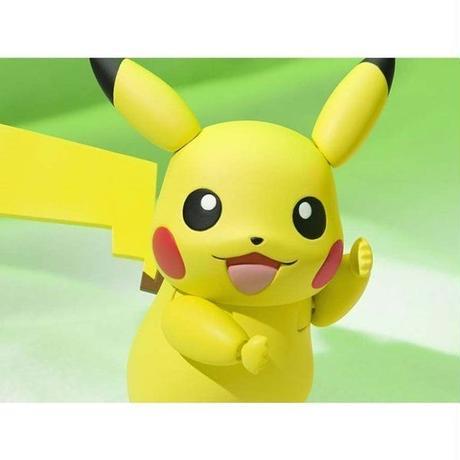 ポケットモンスター ポケモン バンダイ BANDAI JAPAN Pokemon S.H.Figuarts Pikachu