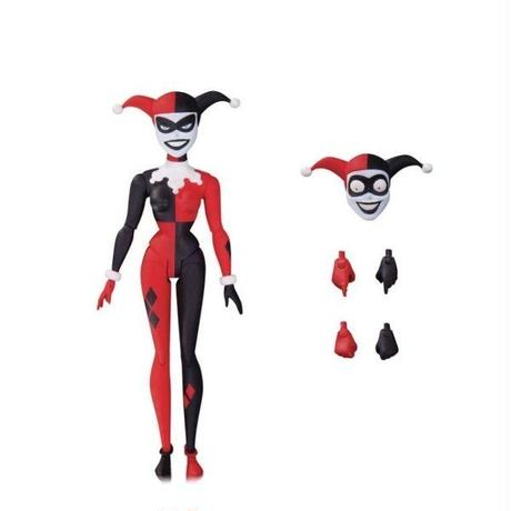 ディーシー ディーシー DC COLLECTIBLES The New Batman Adventures Harley Quinn 02 Figure