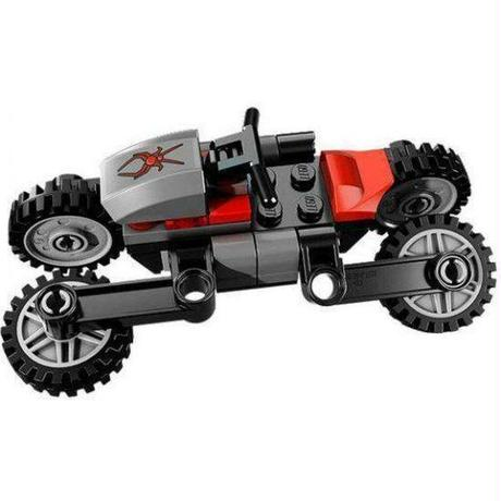 ヴェノム Venom レゴ LEGO おもちゃ Marvel Super Heroes Ultimate Spider-Man Spider-Cycle Chase Set #76004