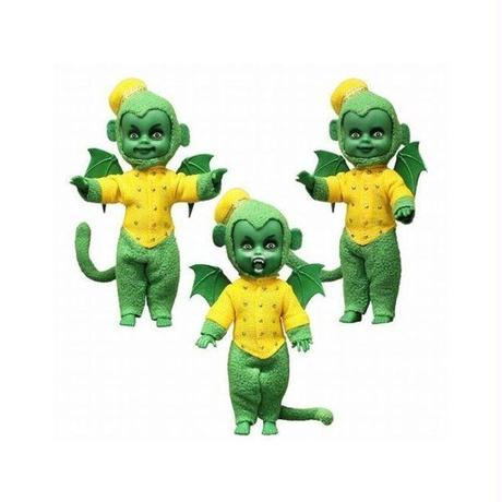 リビングデッド ドールズ メズコ MEZCO TOYZ The Wizard of Oz Flying Monkey Three Pack Exclusive