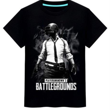 Pubg パブジー ゲーム Tシャツ  playerunknown Battlegrounds プレイヤーアンノウンズ バトルグラウンズ   3