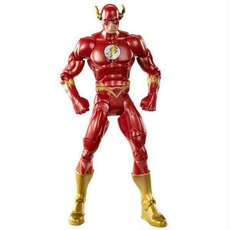フラッシュ Flash マテル フィギュア おもちゃ DC Universe Club Infinite Earths Signature Collection The Exclusive
