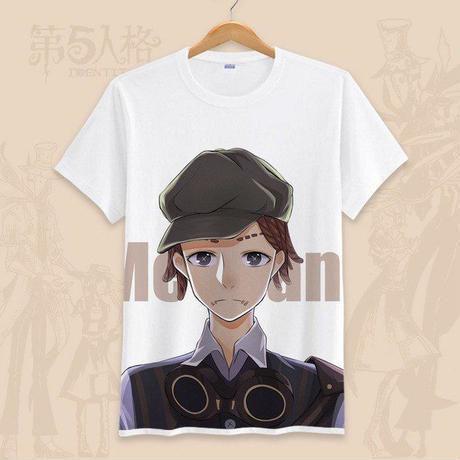 第五人格 アイデンティティ V Tシャツ 半袖シャツ 女性 男性 トップス 8/20 37