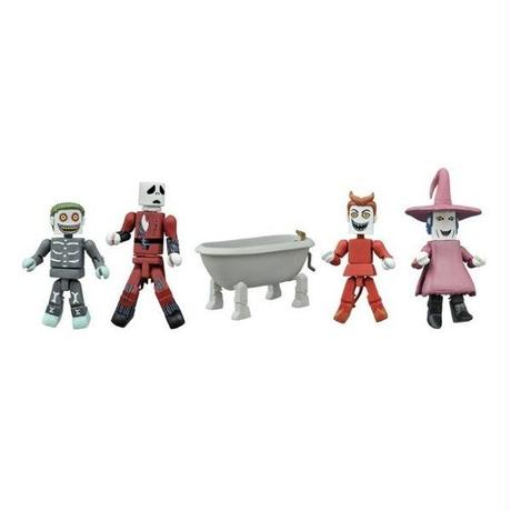 ディズニー ダイアモンド セレクト DIAMOND SELECT TOYS NYCC 2015 Exclusive Nightmare Before Christmas