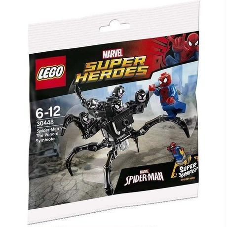 スパイダーマン Spider-Man レゴ LEGO おもちゃ Marvel Super Heroes Ultimate VS. The Venom Symbiote Set #30448