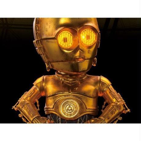 スターウォーズ ビースト キングダム BEAST KINGDOM Star Wars Episode V Egg Attack EA-016 C-3PO