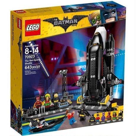 レゴ LEGO おもちゃ DC The Batman Movie The Bat-Space Shuttle Set #70923