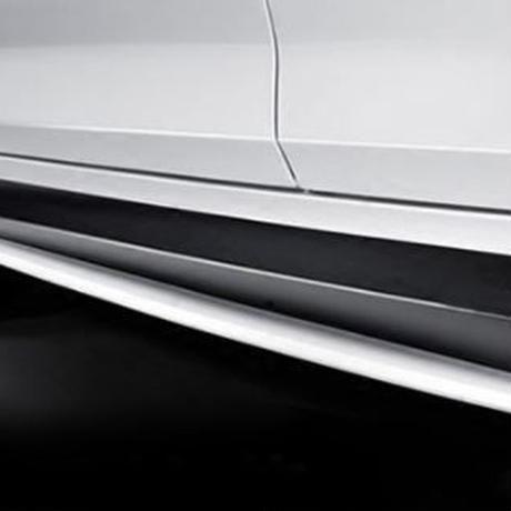 BMW ステッカー カーボン Mパフォーマンススポーツ サイドスカート ストライプ 5シリーズ G30 h00051