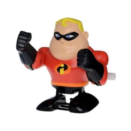 ディズニー タカラトミー TAKARA TOMY Disney Movinmovin Figure M-05 Mr. Incredible