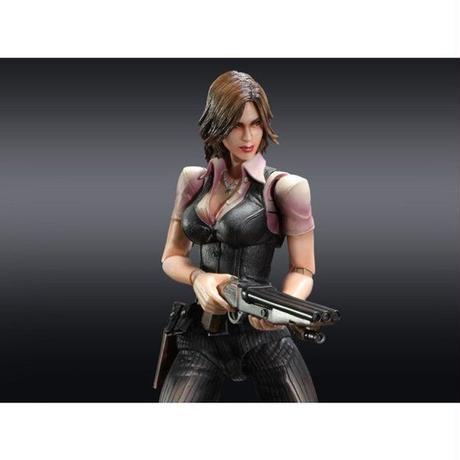 バイオハザード スクウェア エニックス SQUARE ENIX PRODUCTS Resident Evil Play Arts Kai Helena Harper