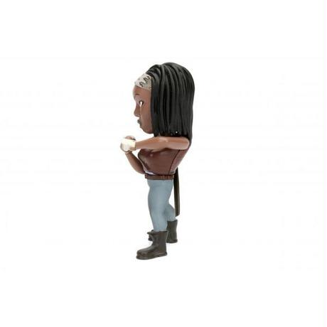 "ウォーキング デッド ジェイダトイズ JADA TOYS The Walking Dead Metals Die Cast 4"" Figure - Michonne"