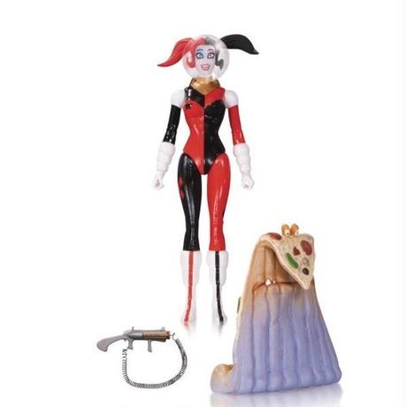 ディーシー ディーシー DC COLLECTIBLES DC Designer Action Figure  By Amanda Conner - Spacesuit Harley Quinn