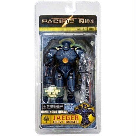 パシフィック リム Pacific Rim ネカ NECA フィギュア おもちゃ Series 4 Gipsy Danger 2.0 Action Figure [Hong Kong Brawl]