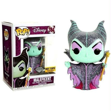 マレフィセント Maleficent ファンコ Funko フィギュア おもちゃ Sleeping Beauty POP! Disney Exclusive Vinyl Figure #384