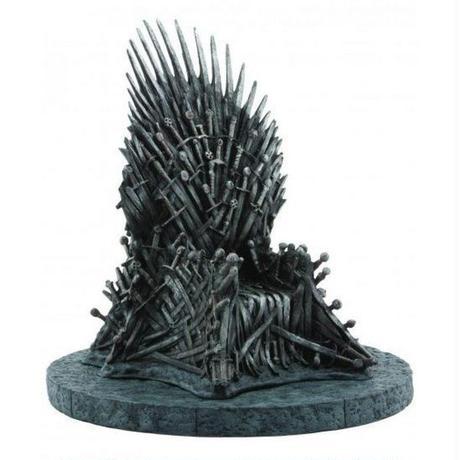 ゲーム オブ スローンズ Game of Thrones ダークホース Dark Horse フィギュア おもちゃ Iron Throne Replica