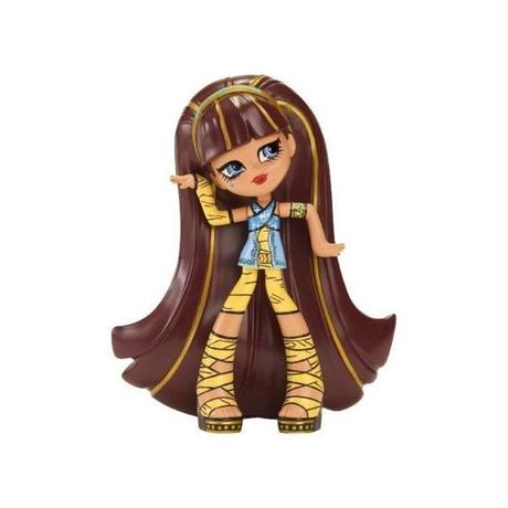 モンスター ハイ マテル MATTEL Monster High Vinyl Figure Series 01 - Cleo DeNile