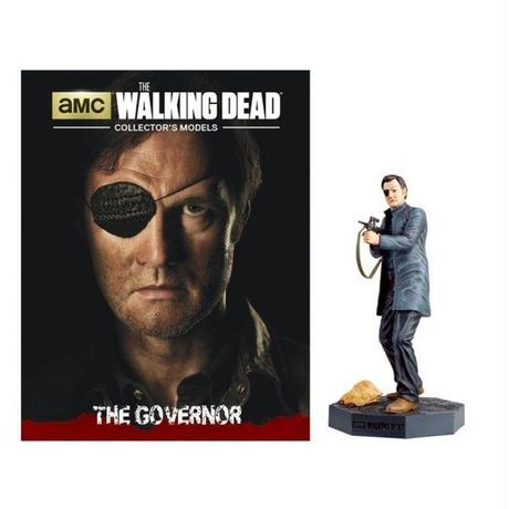 ウォーキング デッド イーグルモスパブリケーションズ EAGLEMOSS PUBLICATIONS The Walking Dead Collector's Models - The Governor
