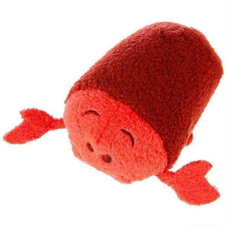 ディズニー Disney ぬいぐるみ おもちゃ The Little Mermaid Tsum Tsum Sebastian Exclusive 3.5-Inch Mini Plush