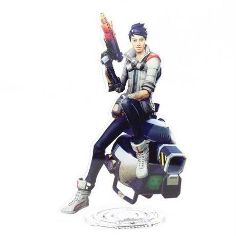 フォートナイト アクリル ディスプレイボード アクションフィギュアコレクション 装飾 ギフト Fortnigt バトル · ロワイヤル  5