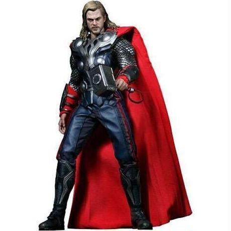 マイティ ソー Thor ホットトイズ Hot Toys フィギュア おもちゃ Marvel Avengers Movie Masterpiece 1/6 Collectible Figure