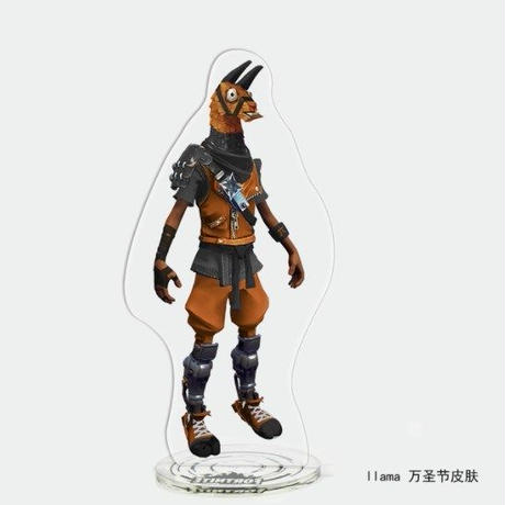 フォートナイト アクリル ディスプレイボード アクションフィギュアコレクション 装飾 ギフト Fortnigt バトル · ロワイヤル  18