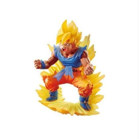 ドラゴンボール メガハウス MEGAHOUSE Dragon Ball Super Capsule Memorial 02 Super Saiyan Goku