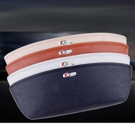 アウディ 収納 Sline 座席 バッグ 小物ケース Audi A1 A3 A4 A5 A6 A7 A8 Q3 Q5 Q7 Q7 TT S RS h00313