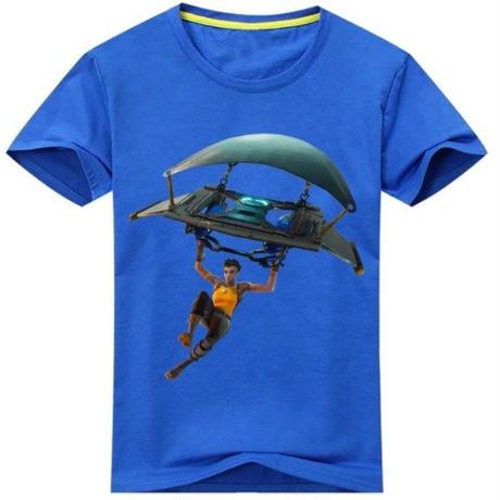 フォートナイト fortnite 子供服  グラインダー ステルスプリントTシャツ ユニセックス カジュアル半袖Tシャツ トップス 9色展開 バトルロワイヤル