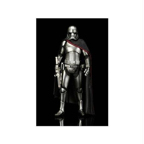 スターウォーズ コトブキヤ KOTOBUKIYA Star Wars ArtFX+ Captain Phasma Statue (The Force Awakens)