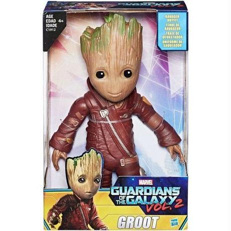 ガーディアンズ オブ ギャラクシー Guardians of the Galaxy ハズブロ Hasbro Toys フィギュア おもちゃ Marvel Vol. 2 Groot
