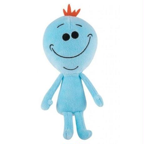 ファンコ Funko ぬいぐるみ おもちゃ Rick & Morty Galactic Series 1 Mr. Meeseeks Plush [Happy]