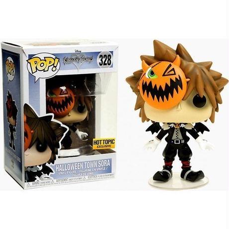 キングダム ハーツ Kingdom Hearts ファンコ Funko フィギュア おもちゃ POP! Disney Halloween Town Sora Exclusive