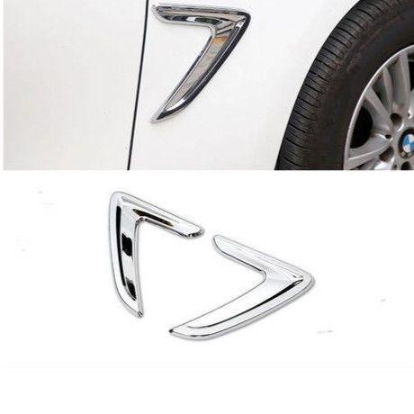 BMW エンブレム 2個入 Mパフォーマンス フェンダー F30 F35  h00261