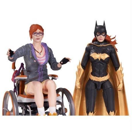 ディーシー ディーシー DC COLLECTIBLES Batman Arkham Knight Figure Batgirl & Oracle Two Pack