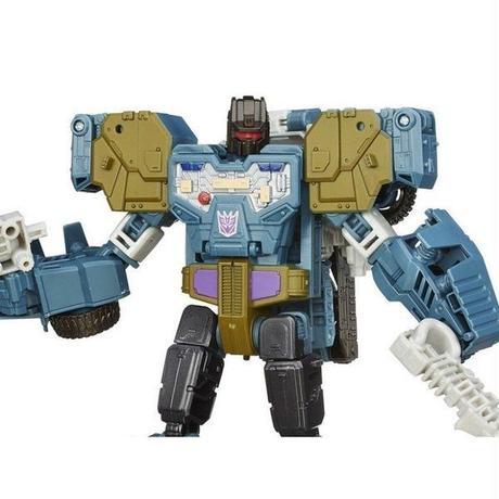 トランスフォーマー ハズブロ HASBRO Transformers Combiner Wars Voyager Onslaught