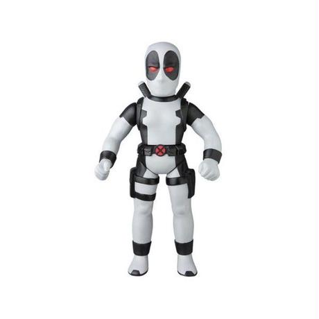 マーベル メディコム トイ MEDICOM TOY Marvel Retro Sofubi - Deadpool X-Force PX Previews Exclusive