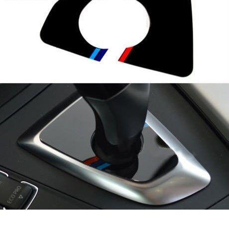 BMW ギアカバー Mパワー パフォーマンス ステッカー F30 F35 118i 316i 320i 328i h00250