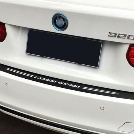 BMW ステッカー バンパー トランクカバー ガード e39 e46 e90 f30 f10 f01 f20 h00057