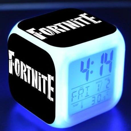 フォートナイト LEDデジタル目覚まし時計 ゲーム Fortnite    プレゼント クリスマス ギフトにも 7