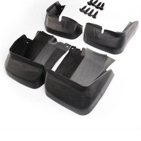 ホンダ シビック セダン 2006-2011  フェンダー 4個入 マッドガード 泥 フラップスプラッシュガード 送料込 黒 h01418
