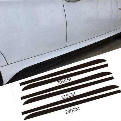 BMW ステッカー サイドスカート Mパフォーマンス F30 F32 F33 F10 F11 E60 E61 E90 E91 X5 F15 h00079