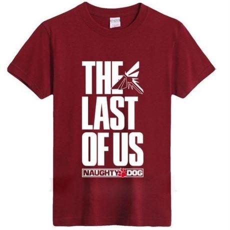 ラスト オブ アス  The Last of Us ゲーム ロゴデザインTシャツ  8