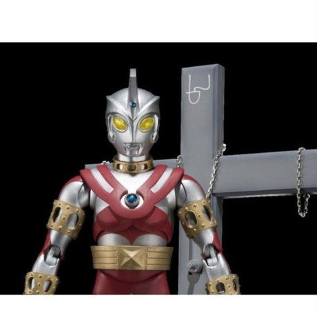 ウルトラマン バンダイ BANDAI JAPAN Ultraman ULTRA-ACT Ultraman Ace Robot & Golgotha Hoshi Set Exclusive