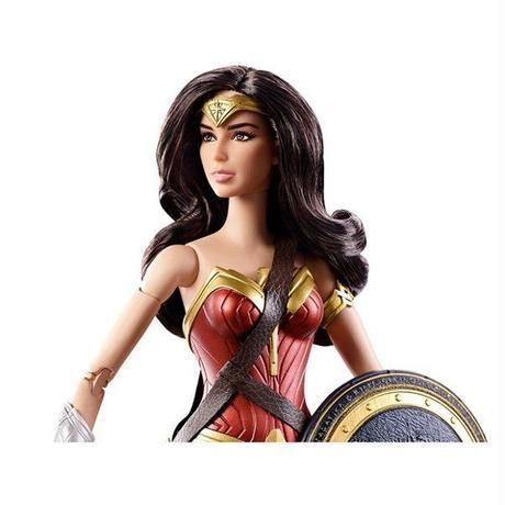 ディーシー マテル MATTEL Batman v Superman Barbie Doll - Wonder Woman