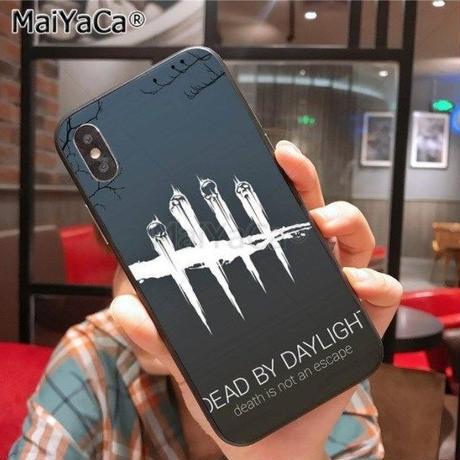 デッドバイデイライト TPU シリコン Iphone ケース アイフォンケース  6