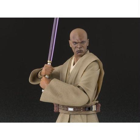 スターウォーズ バンダイ BANDAI JAPAN Star Wars S.H.Figuarts Mace Windu