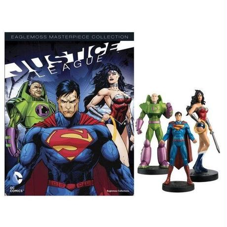ディーシー イーグルモスパブリケーションズ EAGLEMOSS PUBLICATIONS DC Masterpiece Figure Collection  - Justice League